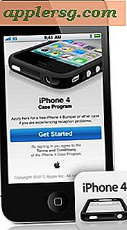 Gratis iPhone 4 Case Program begynder