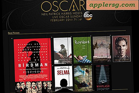 Het is Oscar Night op Apple.com - Watch Trailers van Academy Award Winnaars en genomineerden