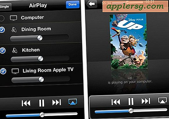 Diffuser d'iTunes à Apple TV avec une nouvelle application Remote