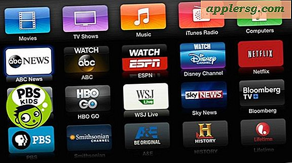 Tonton ABC News, PBS Kids, & Saluran Baru Lainnya di Apple TV