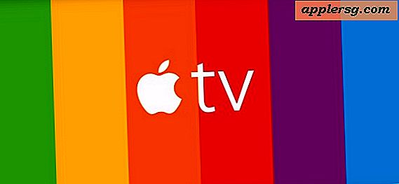 5 Nieuwe commercials van Apple TV Focus op games en videoservices
