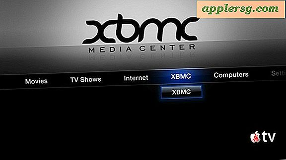 Sådan installeres XBMC på Apple TV 2