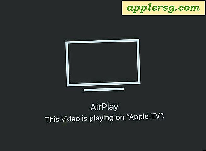 Sådan AirPlay YouTube fra Mac til Apple TV