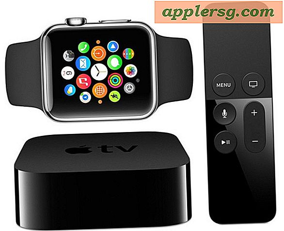 WatchOS 2.1 & tvOS 9.1 Udgivet til Apple Watch & Apple TV