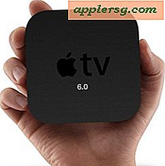 Apple TV 6.0-oppdatering utgitt med iTunes Radio & iCloud Photo Stream Support