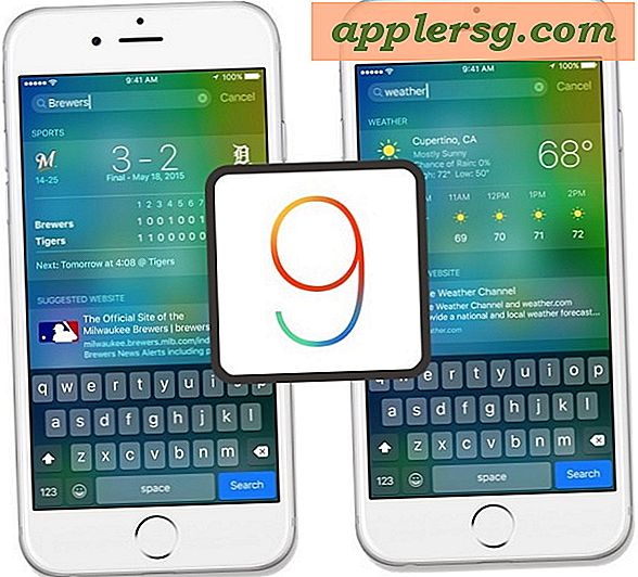 iOS 9 Developer Beta 5 et iOS 9 Public Beta 3 publié pour test
