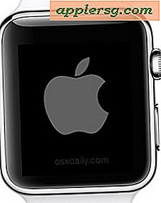 Comment forcer Reboot Apple Watch