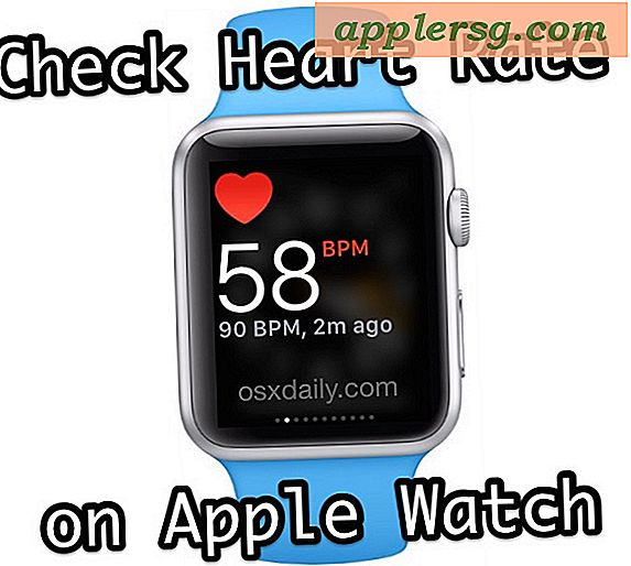 Hoe de hartslag te meten met Apple Watch