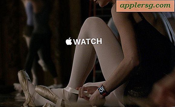 "Tre Apple Watch TV-reklamer Debut ""Us"", ""Rise"", ""Up"""