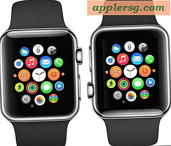 Verander Apple Watch Wrist & Button Orientation van links naar rechts