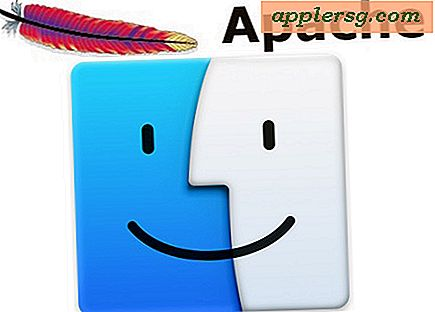 Come rendere Apache Start httpd automaticamente all'avvio in Mac OS X.