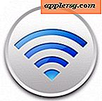 Schakel AirPort Wireless in en uit via de opdrachtregel in Mac OS X