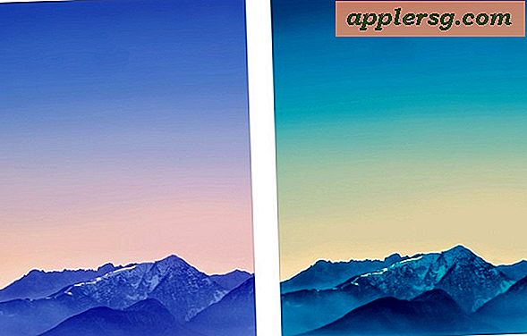 The Two Enigmatically Missing iPad Air 2 Mountain Wallpapers