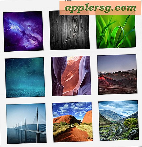 9 Gorgeous Retina Resolution Wallpapers für das iPad