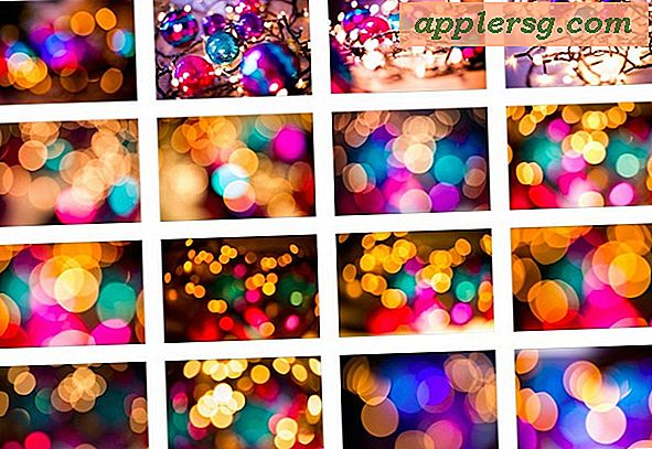 16 Gorgeous Christmas & Holiday Themed Bokeh Baggrunde