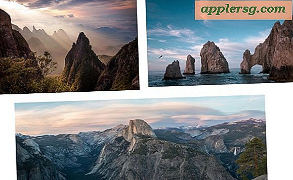 3 Verbluffend mooie landschappen Wallpapers
