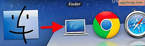 Hoe het Finder Dock-pictogram in Mac OS X te veranderen