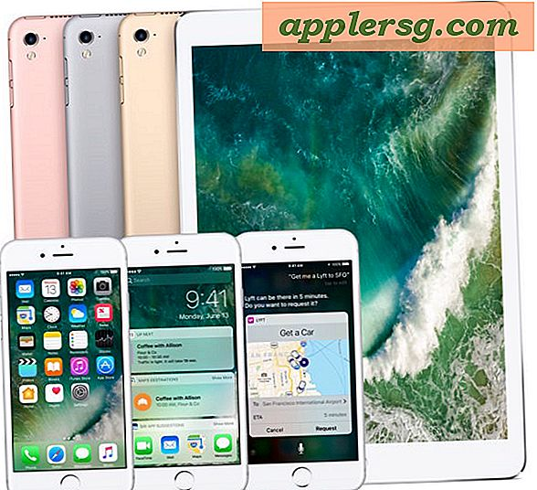 Download iOS 10 Standard Wallpaper til iPhone og iPad