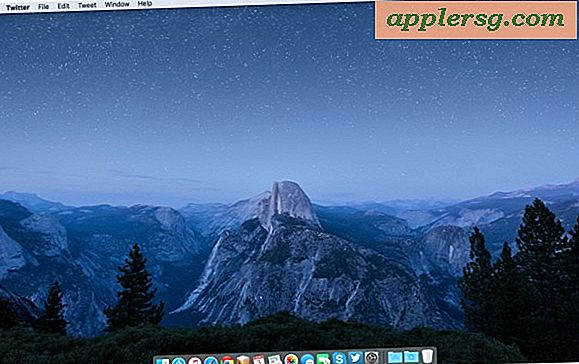 Ottieni uno Stunning New El Capitan Wallpaper di Glacier Point dalla Beta 6