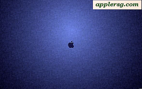 Linen & Apple Logo Wallpaper fra Mac OS X Lion Login Screen