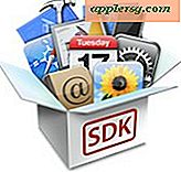 Download og installer iPhone / iPad SDK