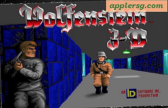 Mainkan Wolfenstein 3D di Browser Web