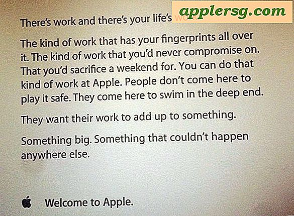 Apples inspirerende note til nye huse