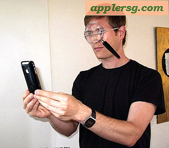 Do-It-Yourself Fantastiska iPhone till iPad Upgrade Kit [Humor]