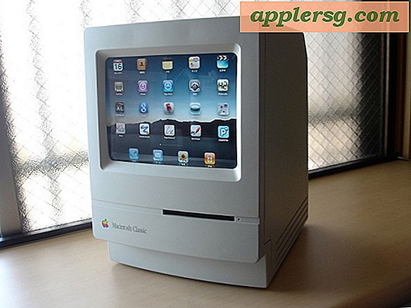 Casing Mac Plus / Classic iPad