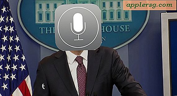 Humor: Siri intervenerer i White House Press Spørgsmål [Video]