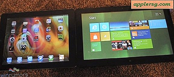iPad 2 met iOS 5 versus Windows 8-tablet [Video]