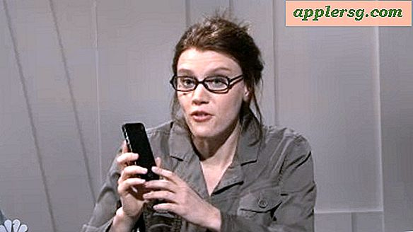 Saturday Night Live iPhone 5 Skit zet belachelijke klachten in perspectief