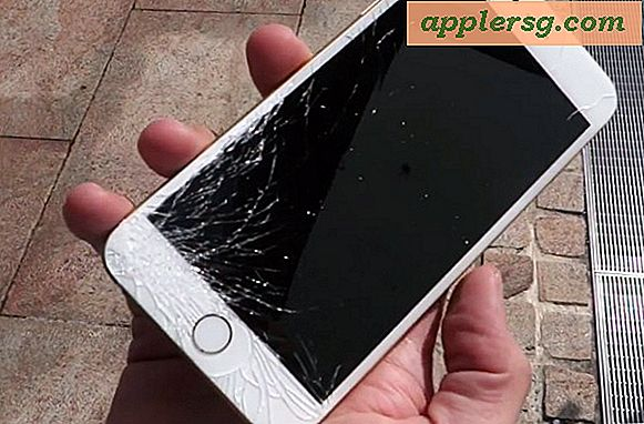 News Flash: Lass dein iPhone 6 nicht fallen [Videos]