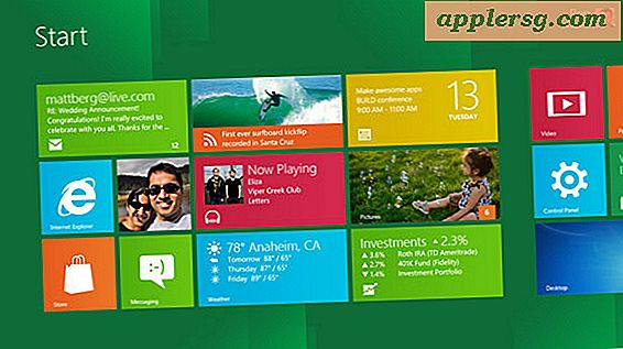 Du kan downloade Windows 8 Developer Preview gratis
