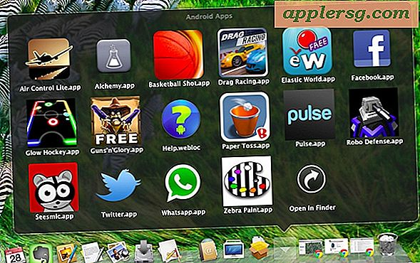 Kör Android Apps i Mac OS X med BlueStacks