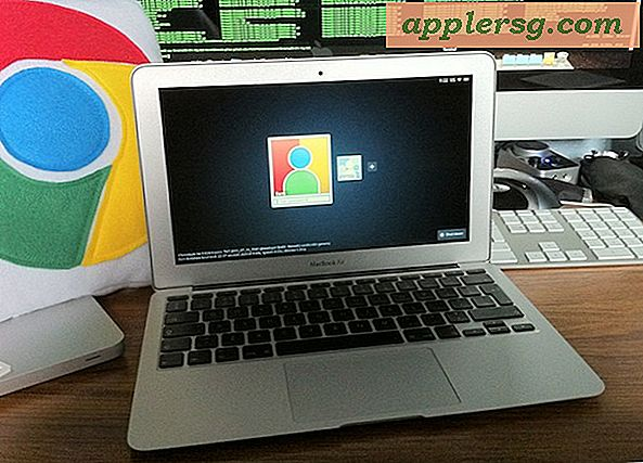 Installeer en voer Chromium OS uit op een MacBook Air