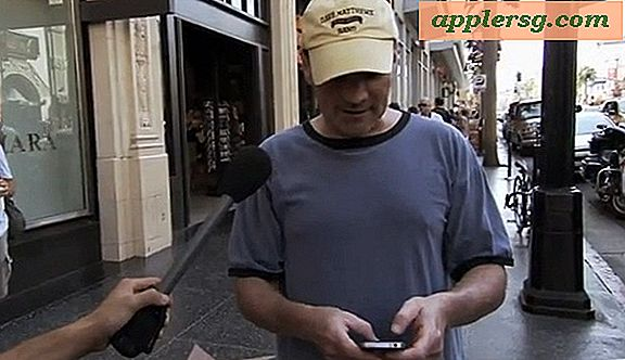 Watch People Who Think iPhone 4S er den nye iPhone 5 [Humor]