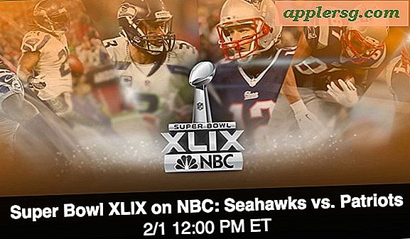 Se Super Bowl Live Streams gratis online fra web, iPad eller iPhone