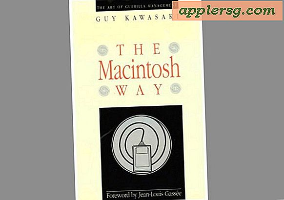 "Apple History Book ""The Macintosh Way"" door Guy Kawasaki, beschikbaar gratis"