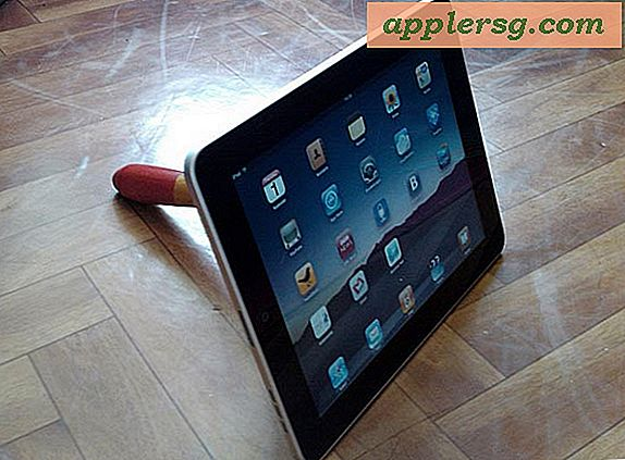 Amazing Beautiful iPad Toilet Stempel iStand