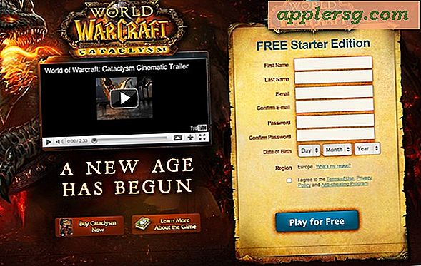 World of Warcraft er nu gratis at spille til niveau 20