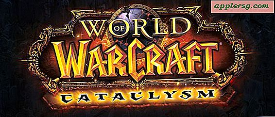 World of Warcraft Cataclysm udgivelsesdato: 7. december
