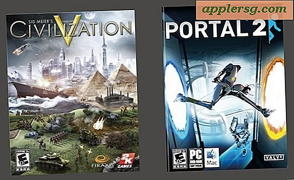 Mac Game Sale: Civilization V voor $ 29,99 + Portal 2 voor $ 29,99