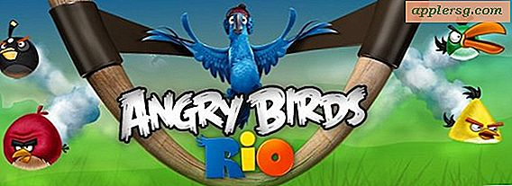 Angry Birds Rio til iPhone, iPad og Mac