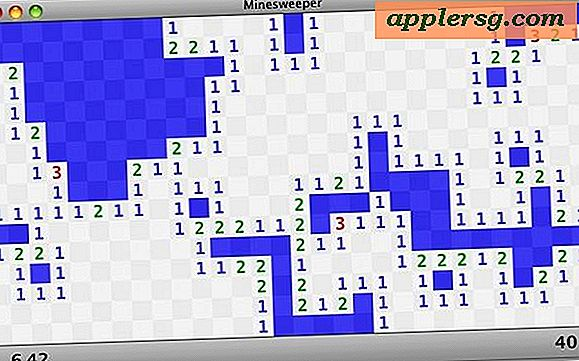 Minesweeper voor Mac is in de Mac App Store