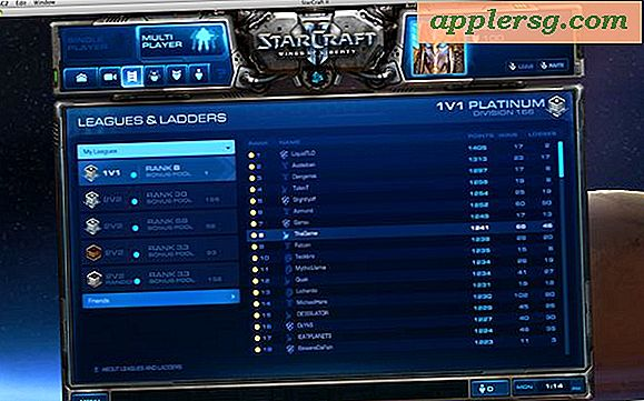 Spil Starcraft 2 i Windowed Mode