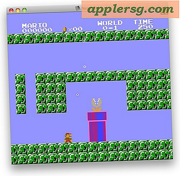 NES Emulator for Mac: Nestopia
