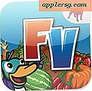 Farmville pour iPhone maintenant disponible
