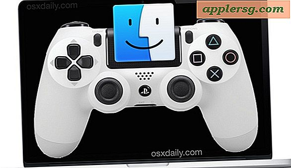 Come utilizzare un controller per Playstation 4 con Mac in OS X El Capitan e Yosemite