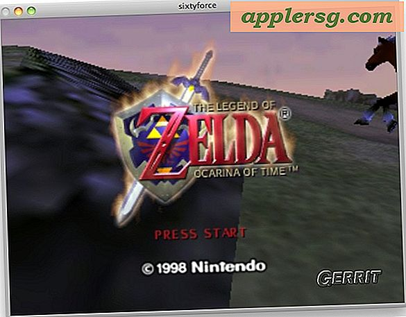 N64 Emulator för Mac - SixtyForce Emulerar Nintendo 64 med Gamepad Support